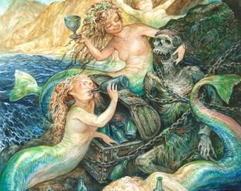 Davy Jones' Liquor (print)
