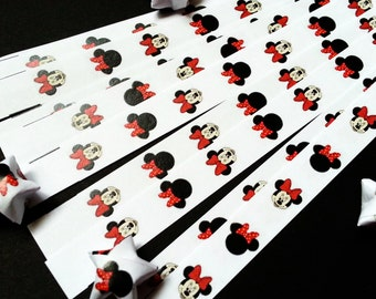 Lucky Stars Paper Strips -  Minnie Mouse