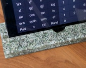 Groove iPad/Tablet Stand - Witty Money-Embedded Resin, A Fun Investment