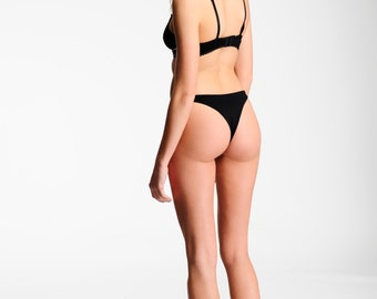 Sexy Lingerie Panties- High Cut thong- Black - 80's Retro Style Comfortable Underwear NaughtyNaughty. 5 out of 5 stars (1,) $ Favorite Add to See There are high cut panties for sale on Etsy, and they cost $ on average. The most popular color?