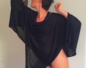 Gothlete Beach Cloak
