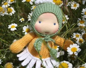 Waldorf doll Mayweed 8,5""