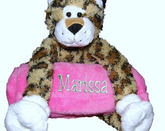 Personalized Disney Tigger Snuggly Blankie By