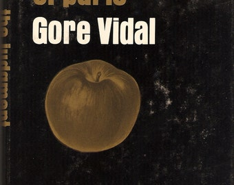 Gore Vidal The Judgment of Paris 1965 HC Scarce Reprint
