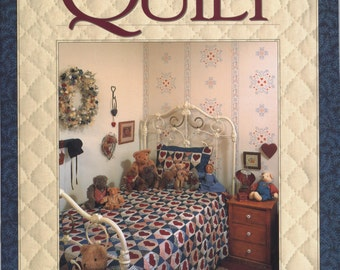 The Stars & Hearts Quilt by Jean Wells TIB12172