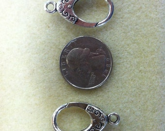 Extra large Lobster Clasps x 2