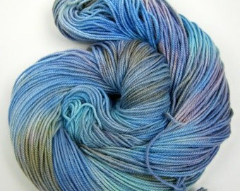 WATERCOLOR Sport Weight Merino Hand Dyed Yarn