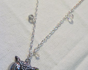Design Your Own Mystery Owl Necklace. Many OWL options to chose from.