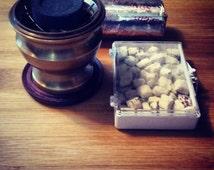 Incense Kit - Incense Burner - 1 oz Quality Incense - 1 Kings Charcoal Roll