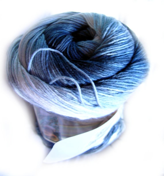 Alize Bamboo Fine Yarn, Hypoallergenic Yarn, Batik Design. Shades of ...