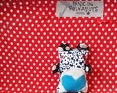 Heart Plush MINI Animal - Keychain, Ornament, Mini-toy, Collect-them-all!