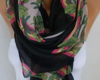 DRAGONFLY Print Cotton Scarf,Fall Shawl Summer Cowl Oversize Wrap Gift Ideas For Her Women Fashion Accessories Mother Day Gift Scarves