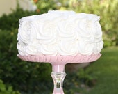 Mini Cake stand / Cupcake Stand Pink