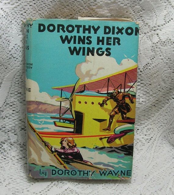 DOROTHY DIXON WINS HER WINGS