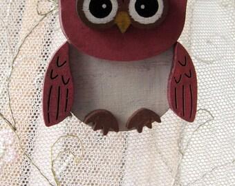 Owl broost