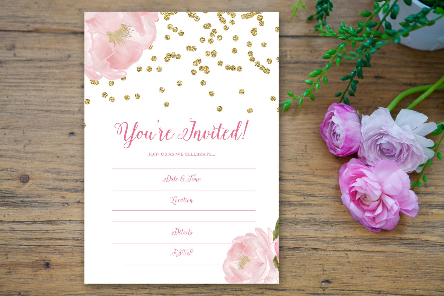 5x7 blank invitations dcbuscharter 5x7 blank invitations filmwisefo Choice Image
