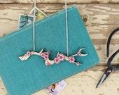 Sakura Branch Necklace
