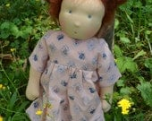 Lou 1000Rehe Puppe 38cm