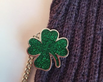Sweater Clips:Four Leaf Clover