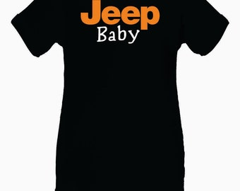 Jeep Baby - Infant Creeper