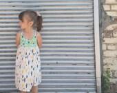 Cacti Field Fun Dress | Baby Toddler Girls