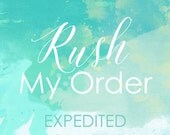 Order Add-On - RUSH PRODUCTION