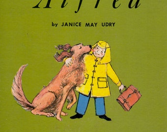 Alfred by Janice May Udry, illustrated by Judith Shuman Roth