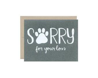 Sorry Paw