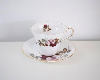 Vintage teacup and saucer Salisbury