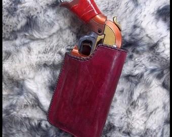 Leather Hammershot Holster