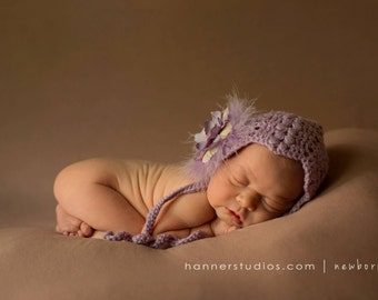 Crochet Pattern for the Wheat Berry Bonnet PDF Instant Download Permission to Sell Finished Items