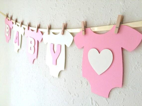 Beb mono una sola pieza ni a beb ducha banner - Ideas para decorar zapatos de nina ...