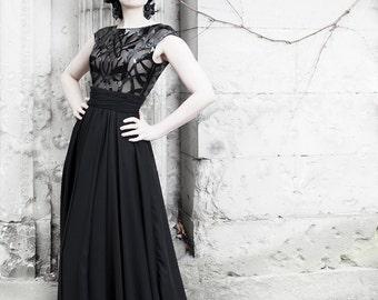 Goth feather headdress black wings headpiece fascinator cosplay black angel Burlesque victorian
