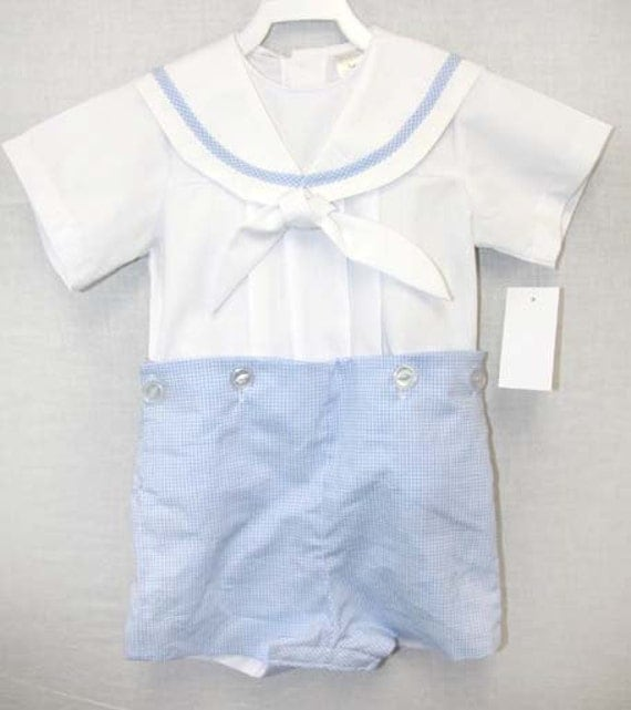 Baby Boy Clothes Baby Nautical Twin Babies