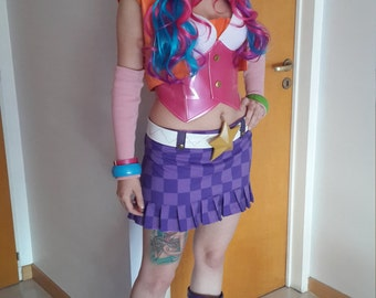 Miss Fortune Arcade skin Lol league of legends costume cosplay