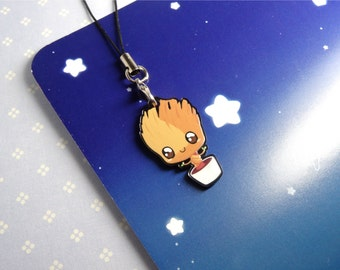 Adorable Baby Groot Charm