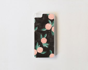 iPhone 5c Case - Winter Roses iPhone Case - Hard Plastic or Rubber
