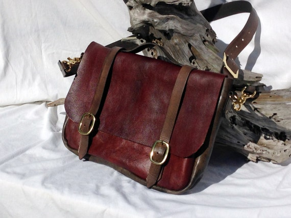 Brief Case Messenger Bag