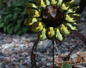 Sunflower Spoon Flower