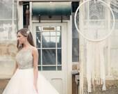Crystal Headpiece, Wedding Headband, Rhinestone Headband, Wedding Hairpiece, Bridal Headpiece, Crystal Hairpiece, Hairpiece, Headpiece-ADDY