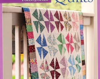Book - Scrappy Fat Quarter Quilts from Fons and Porter
