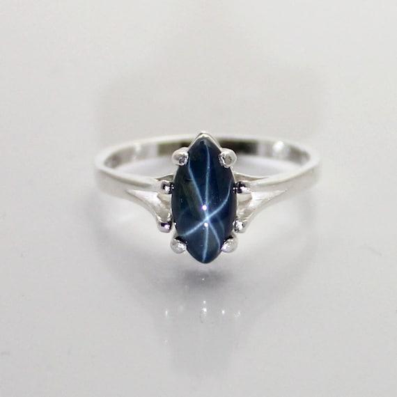 genuine star sapphire ring -#main