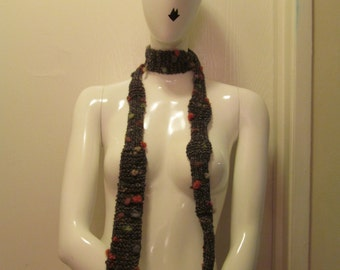 Abstract Fuzzy Monster Scarf