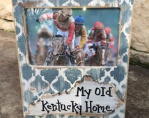 My Old Kentucky Home Frame