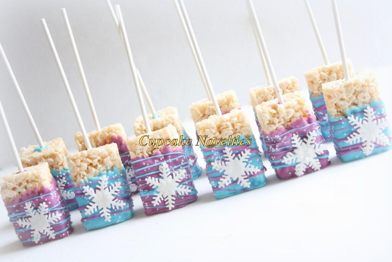 Baby shower rice krispy treat ideas -  Zoom