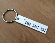 Come What May keychain - Moulin Rouge