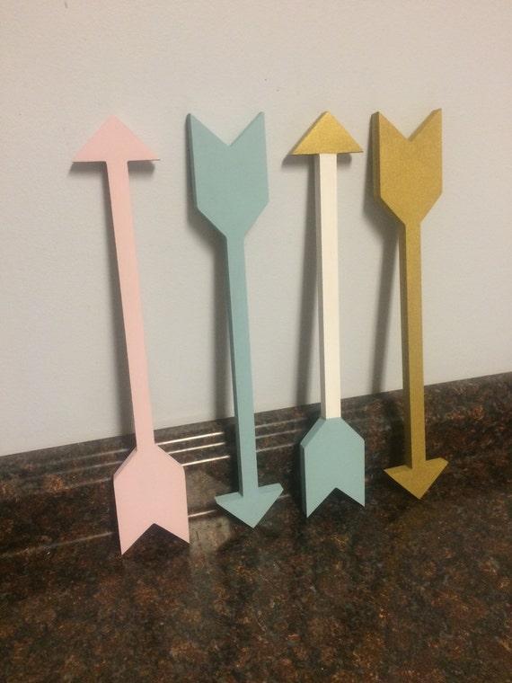 Arrow Wall Decor For Nursery : Items similar to arrow nursery wall decor tribal