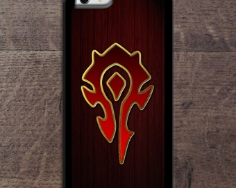 Horde inspired emblem phone case