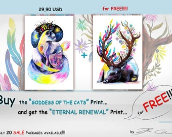 Buy one print get two