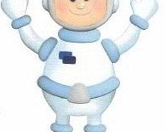 Astronaut Die Cuts